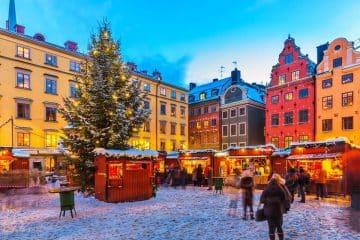 เที่ยวที่สวีเดน